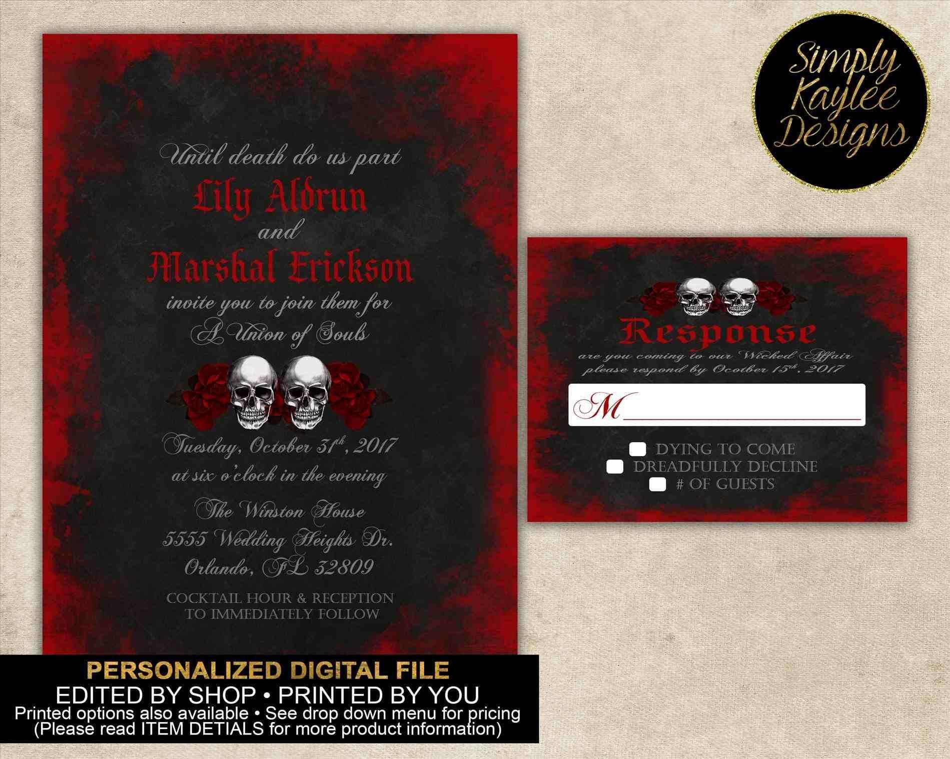 gothic wedding invitations | Weddings | Pinterest | Gothic wedding ...