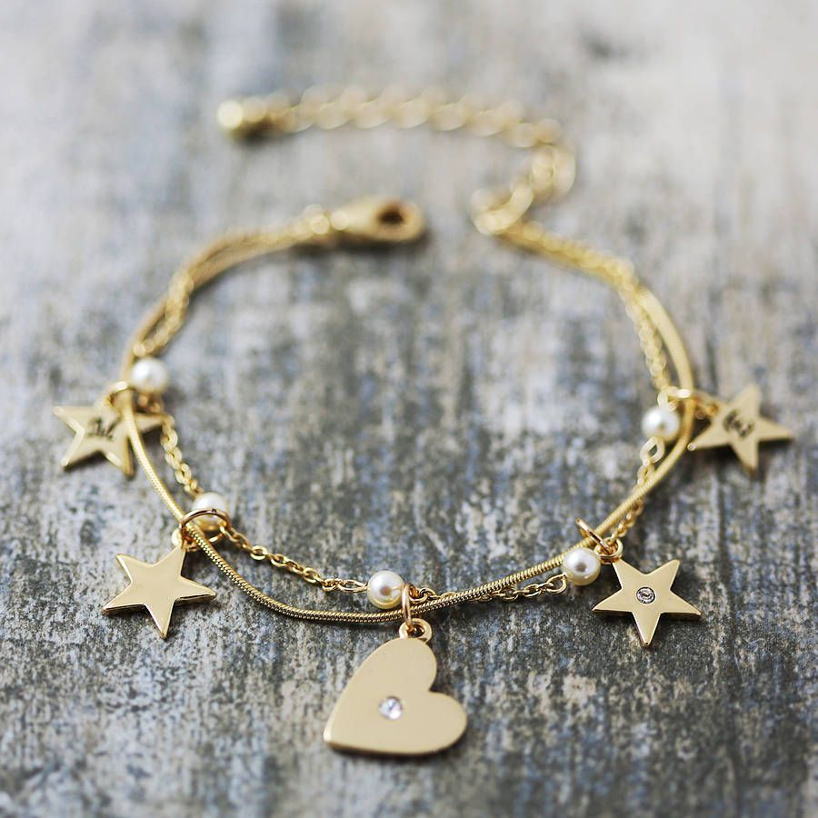 gold jewelry luck original hamsa delicate bracelet product
