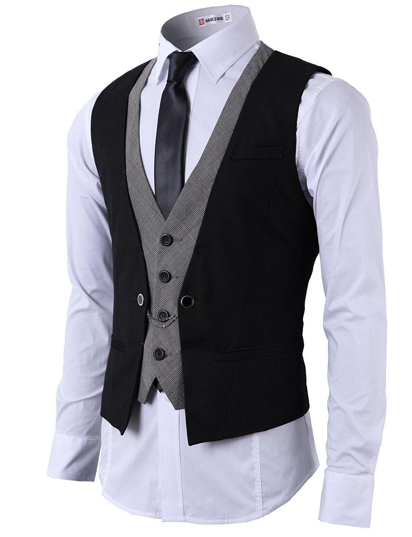 Men S Clothing Suits Sport Coats Mens Formal Slim Fit Premium Business Dress Suit Button Down Vests Cm Business Suit Vest Mens Fashion Business Suit Vest [ 1500 x 1153 Pixel ]