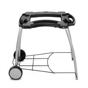 Weber, Q Rolling Grill Cart, 6549 at The Home Depot - Mobile