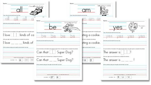 10+ images about sight words on Pinterest | Kindergarten sight ...