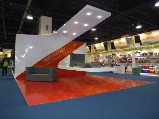 EXPO Booth / Design Initiatives