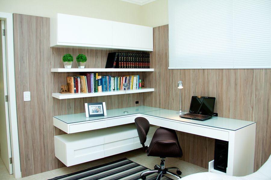 Projeto-de-escritórios-residenciais - Projetos de Casas Grátis