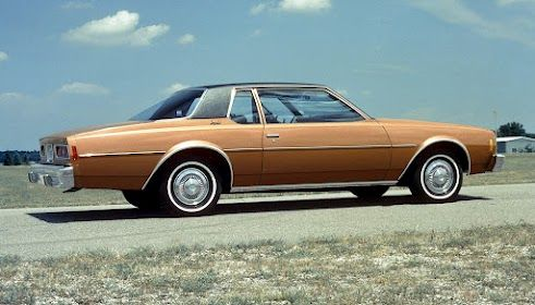 1977 #Chevy #Impala. My first car..mind was dark green and ...