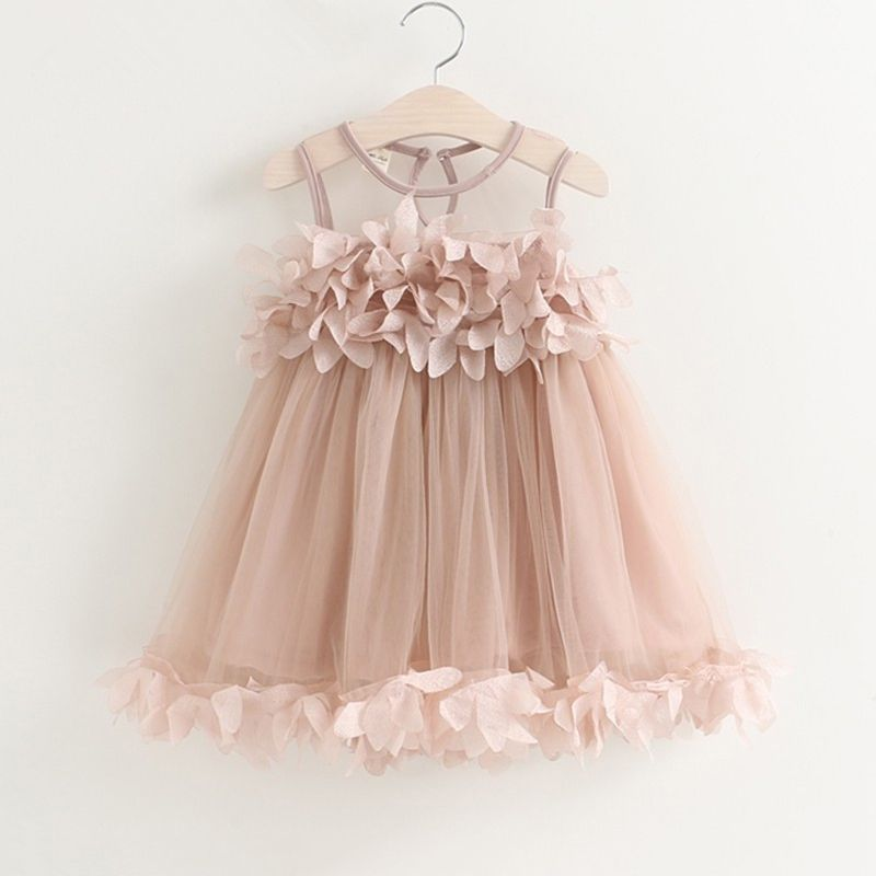 a0b63a9f1 Victory! Check out my new Wonderful 3D Flower Tulle Dress for Baby ...