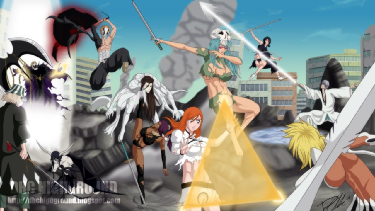 Bleach Game Battle Arena 5 Browser Online Games