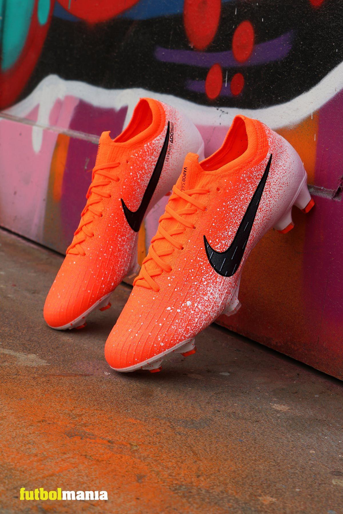 newest a0c78 3a396 Botas de fútbol Nike Mercurial Vapor XII Elite FG. Pertenecen a la  colección Euphoria Mode