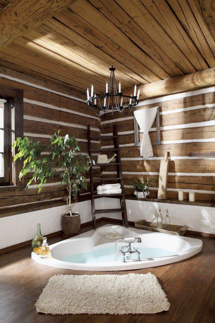 comment am nager une petite salle de bain deco mon. Black Bedroom Furniture Sets. Home Design Ideas