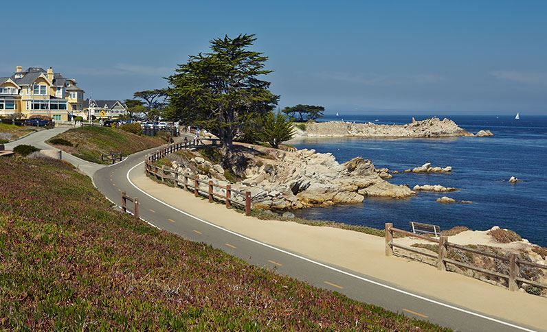 Point Lobos Intercontinental The Clement Monterey Hotel