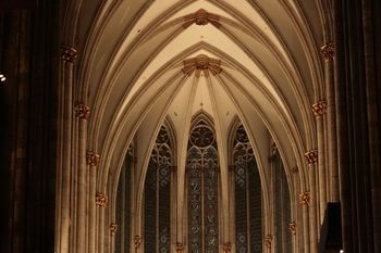 Apse Cologne Cathedral
