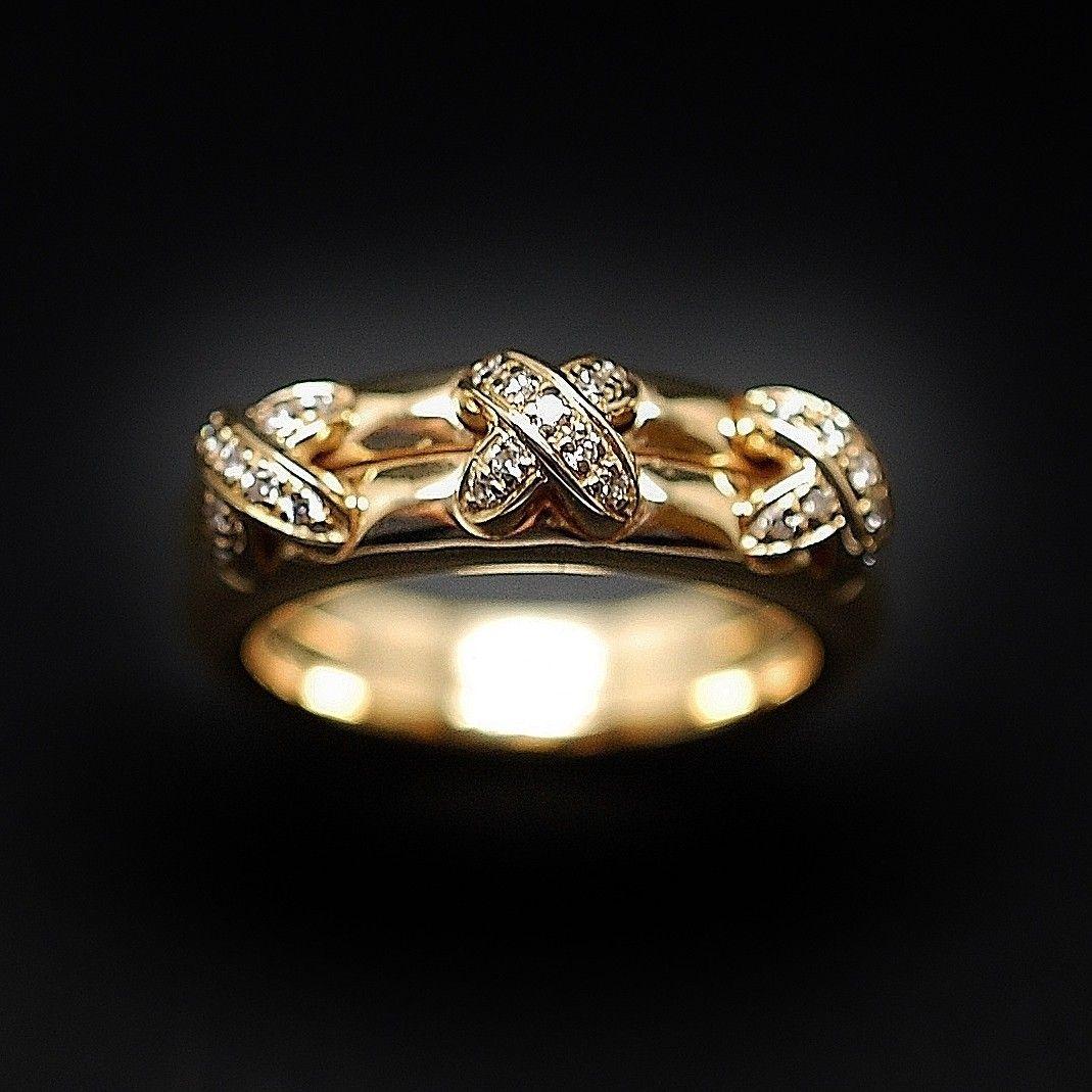 Vendre bague or et diamant