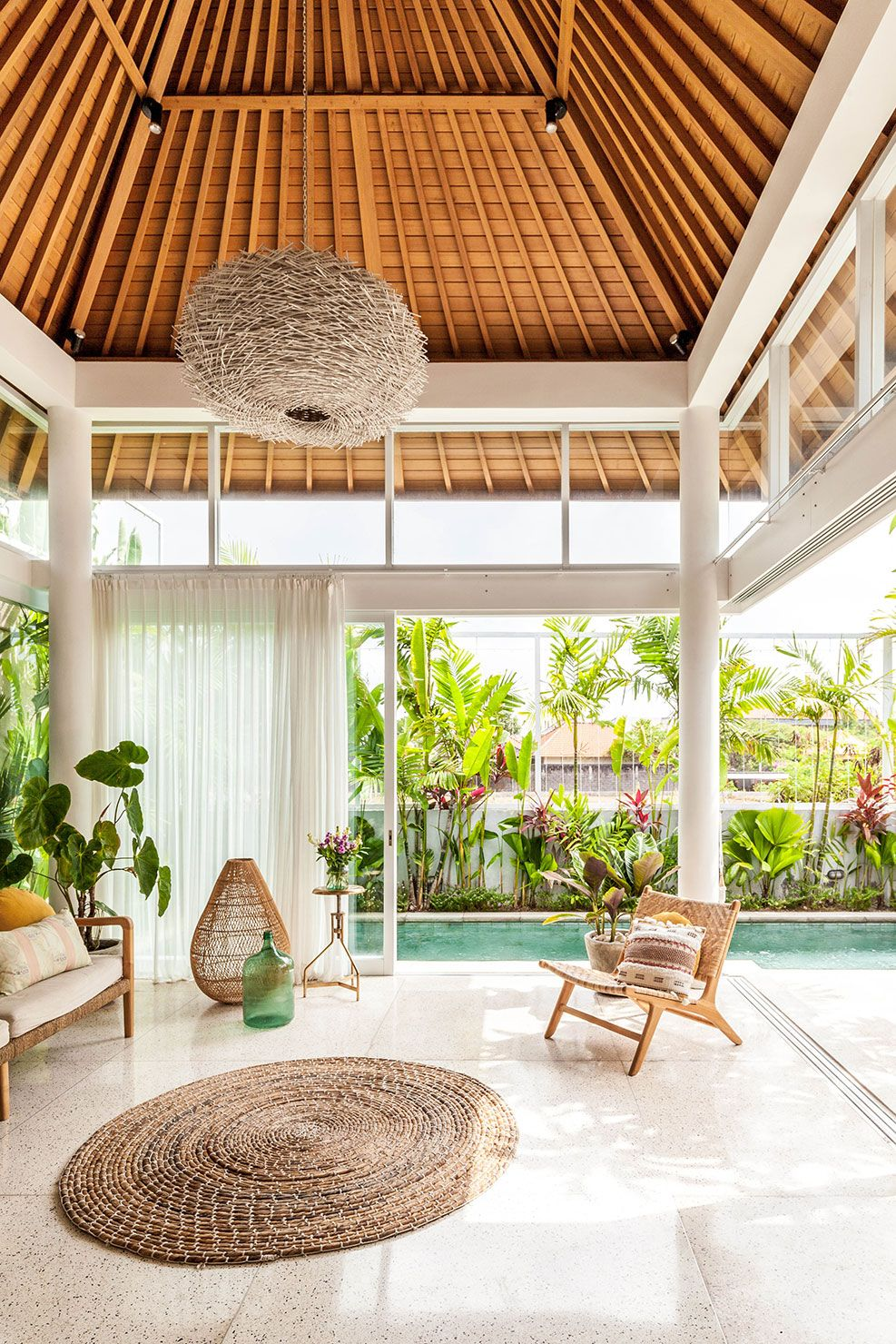Bali Interiors Home Tropical House Design Bali Style Home Tropical Home Decor