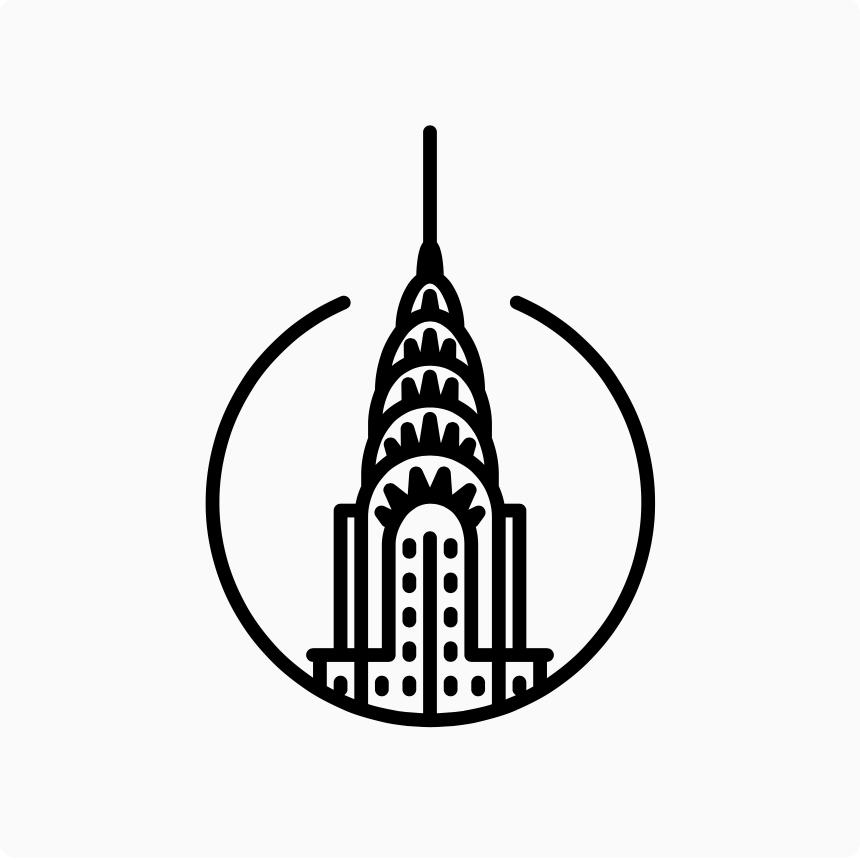 Icon New York City Design New York Tattoo New York Drawing City Icon