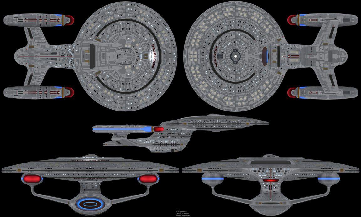Orion class by dj curtis by admiral horton on deviantart for Wohnung star trek design