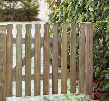 Portillon Pin Collstrop | portail et portillon | Pinterest ...