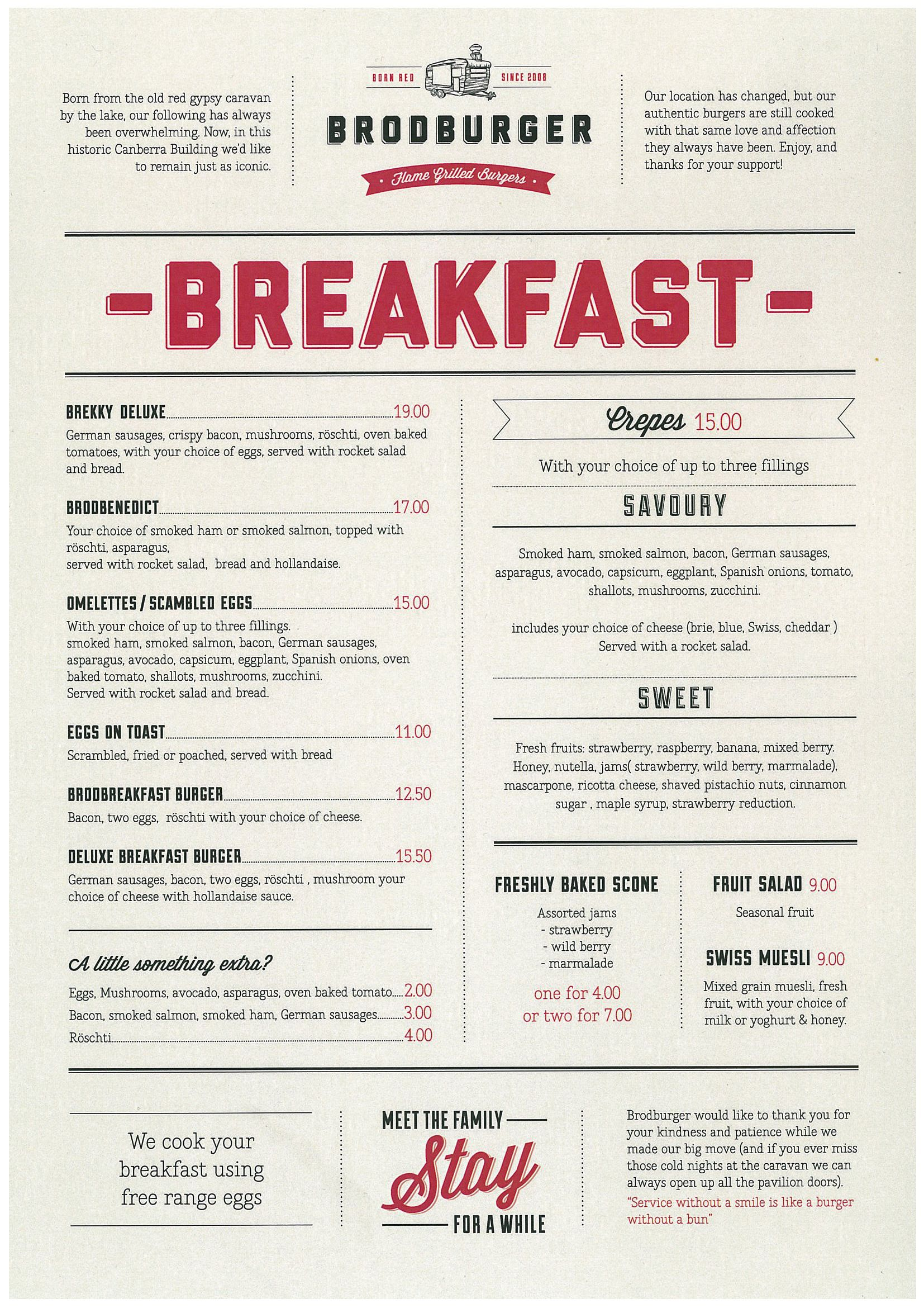 Breakfast menu design google search breakfast menu for Tapas menu template