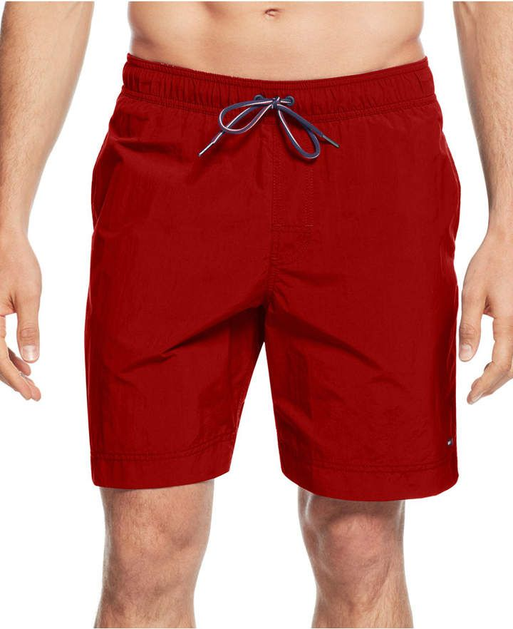 22bf1435e44c9 Men's Tommy 7.5'' Swim Trunks, Created for Macy's in 2019 | Products ...