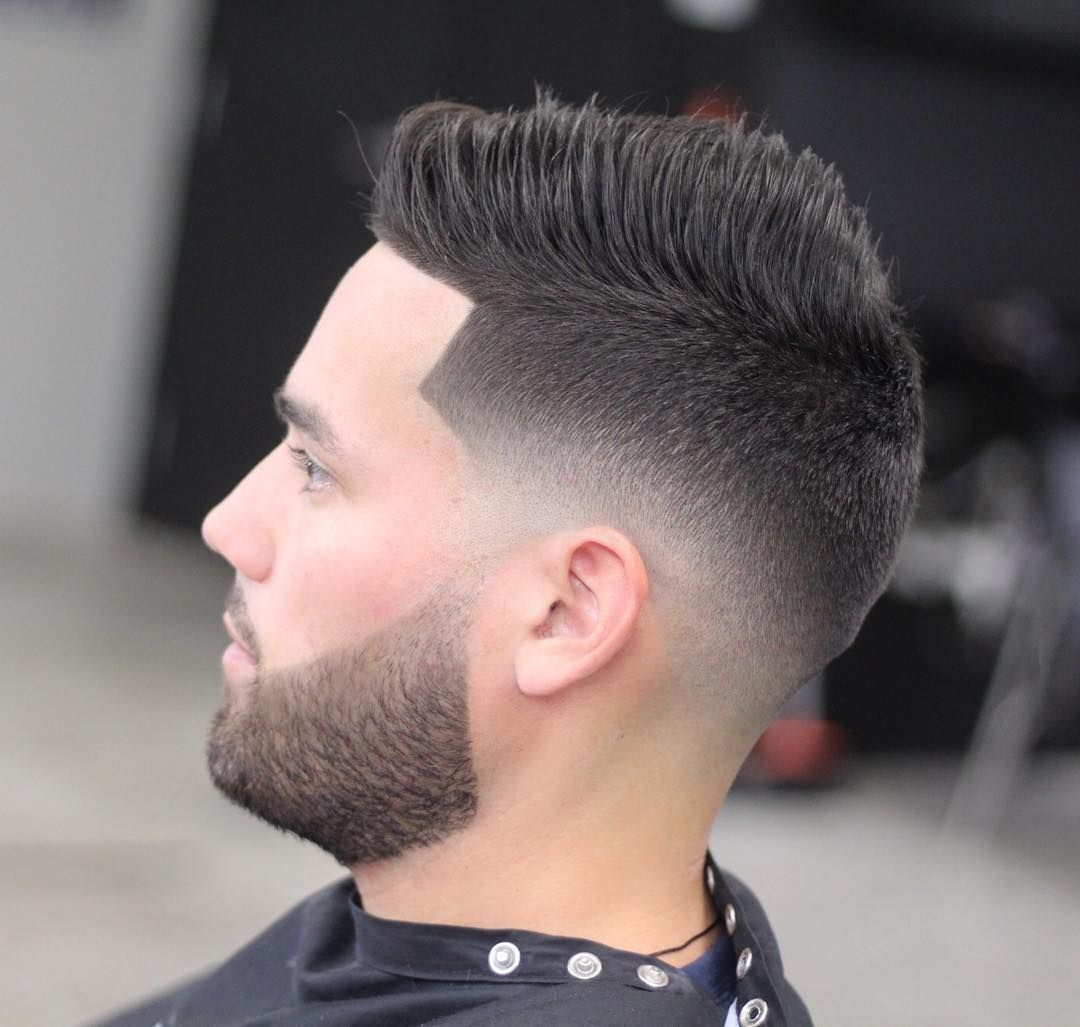 Awesome 70 Incredible Sexy Faux Hawk Fade Haircuts New In 2017