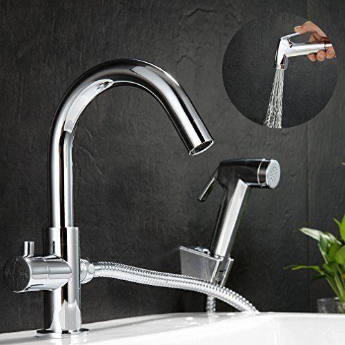 Gimili Wasserhahn Küche Küchenarmatur Waschbecken Mischbatterie - wasserhahn für die küche