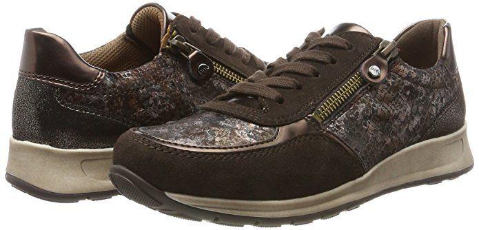 best loved e7c0d 2e4ba ara Damen Osaka Sneaker: Amazon.de: Schuhe & Handtaschen ...
