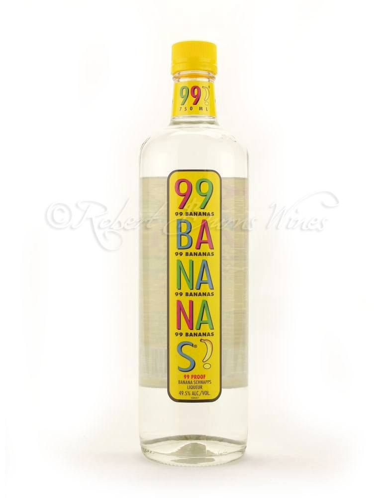 99 Bananas Banana Schnapps Liqueur This Is A Delicious To Make Refreshing Tropical