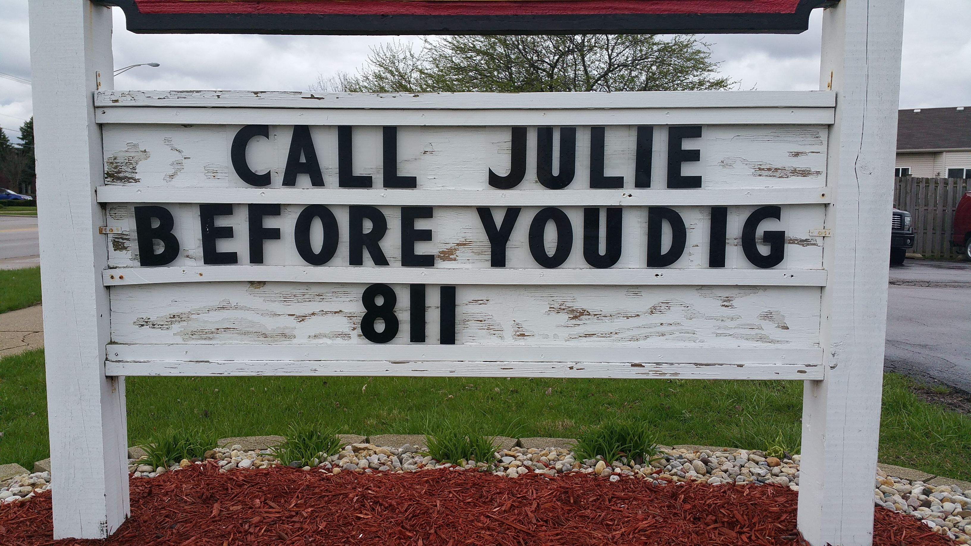 My dad helped found JULIE in 1974 and was the president