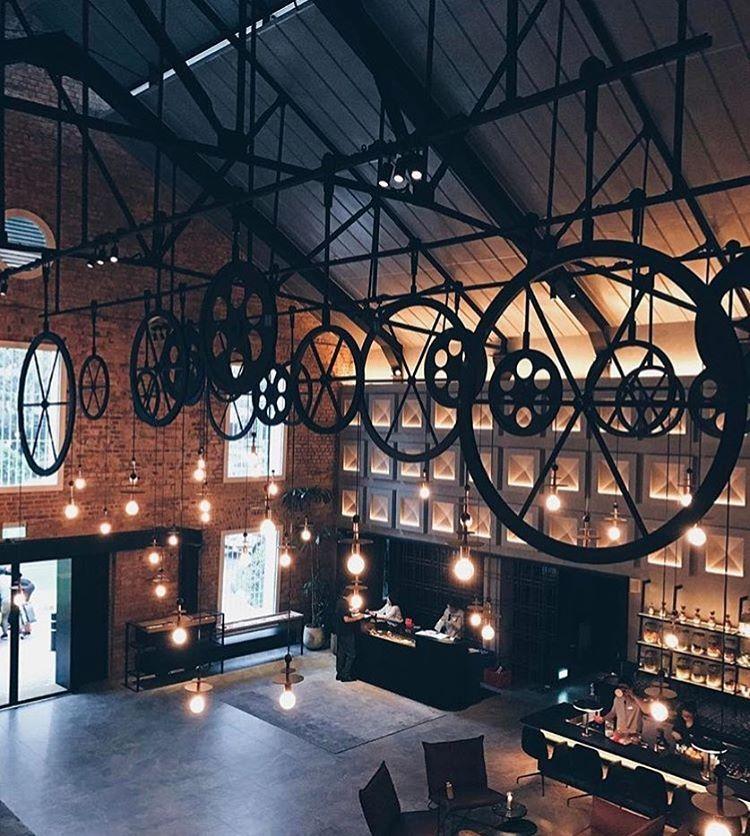 The Warehouse Hotel Singapore architecture art