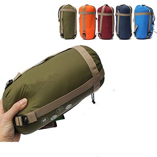 CAMTOA Outdoor Sleeping Bag Camping Envelope For Travel Hiking Multifuntion Ultra