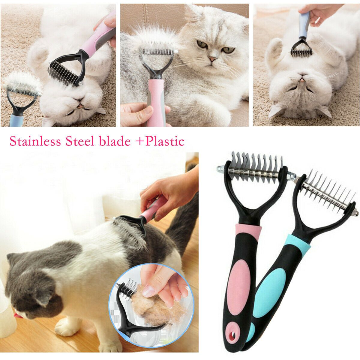 Pet Open Knot Comb Tangled And Messy Hair Comb Pet Hair Hair Tangles Ideas Of Hair Tangles Hair Tangles Hairtangles In 2020 Messy Hairstyles Pet Hair Tangled