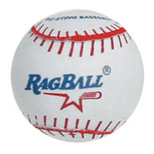 Sporttime 12in Ragball By Tacvpi 5 99 Remove The Fear And Sting Associated With Rubber Balls The Sportime Ragballs The Batting Tee Sports Baseball Sports