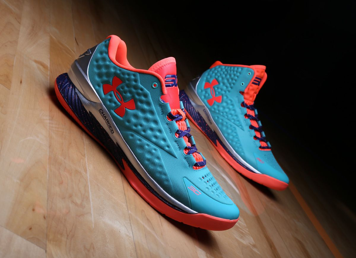 """A Detailed Look At The """"SC30 Select Camp"""" Under Armour Curry One Low"""