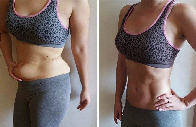 6 WAYS TO LOSE BELLY FAT IN JUST 10 DAYS