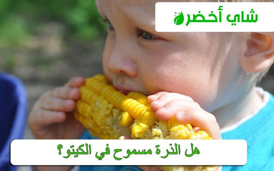 هل الذرة مسموح في الكيتو Corn Keto Vegetables
