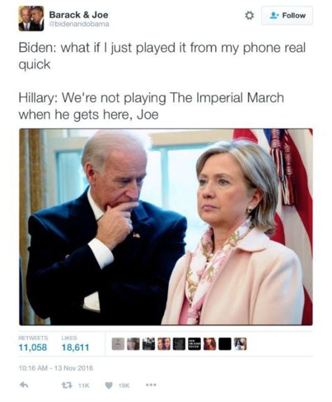 Image result for joe biden horcrux meme | For Shits and Giggles