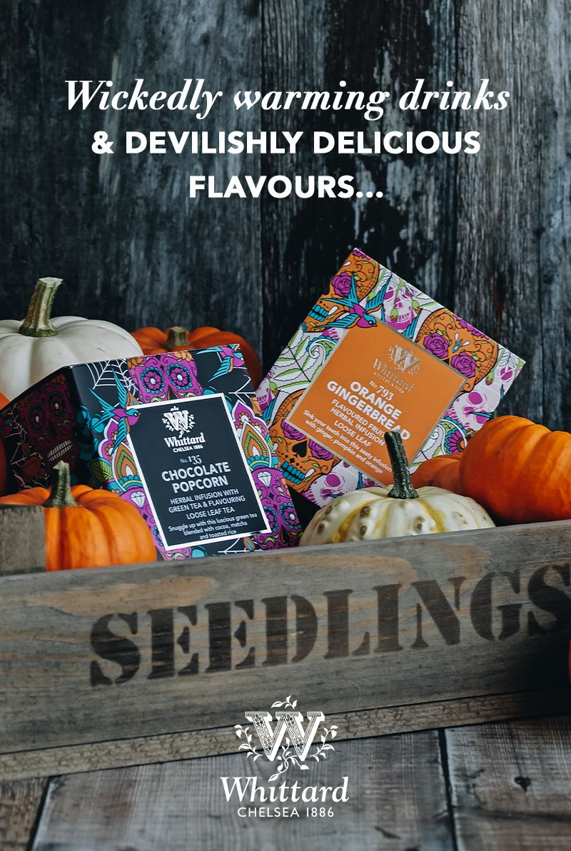 Wickedly warming drinks and devilishly delicious flavours