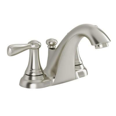 American Standard Marquette 4 In Centerset 2 Handle Bathroom