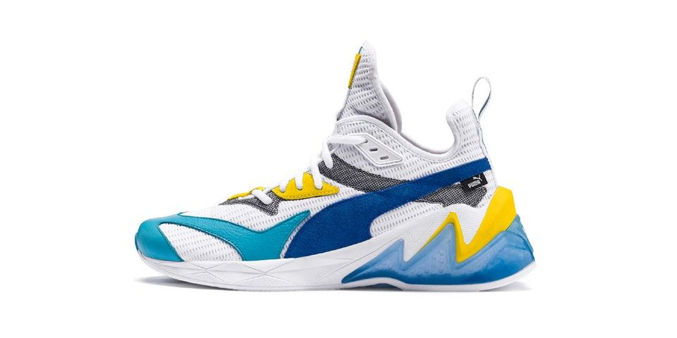 c459acf511 PUMA Takes Its LQD CELL Technology To New Heights | Shoes | Sneakers ...