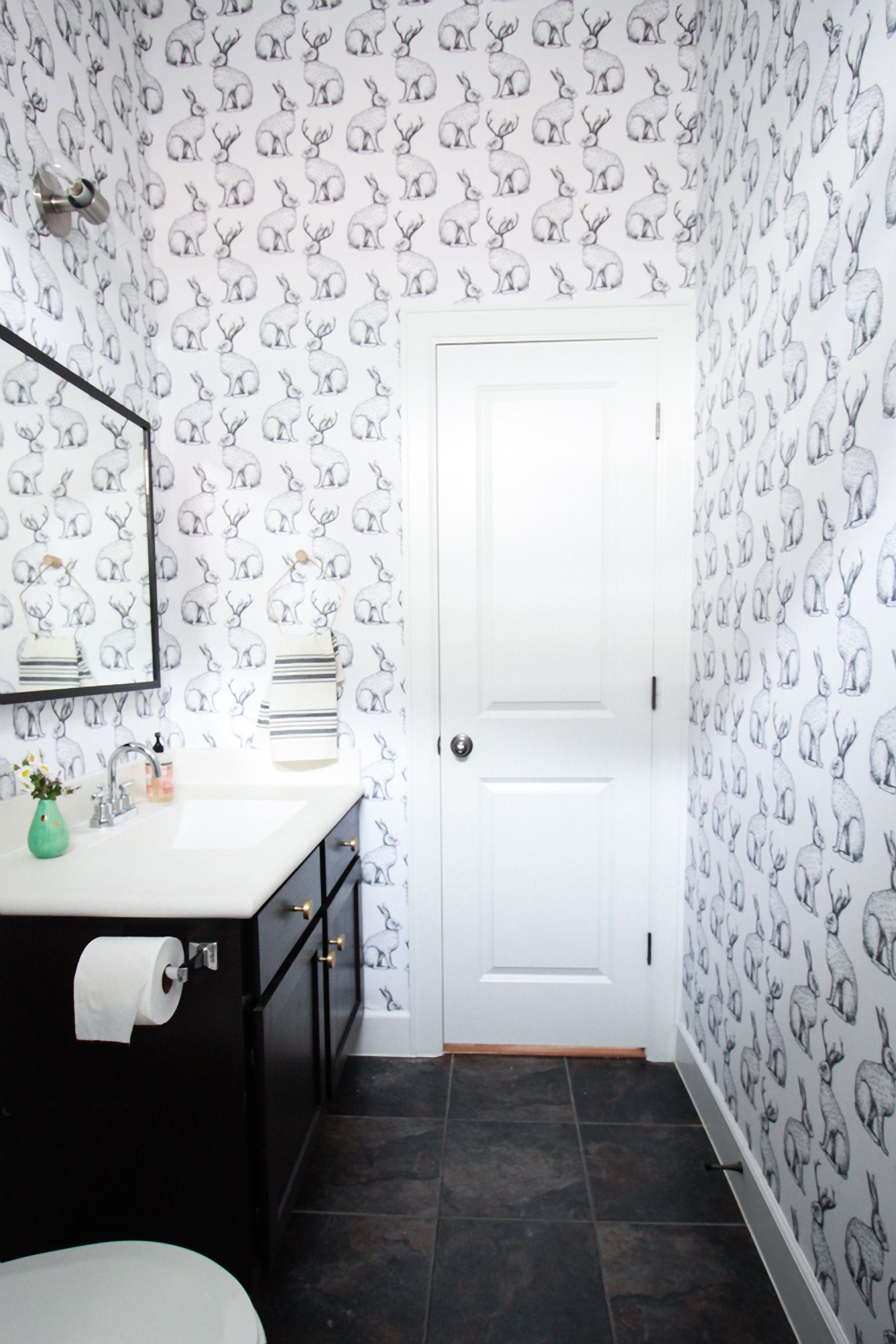 Read about ivyus interview with walls need love bathroom