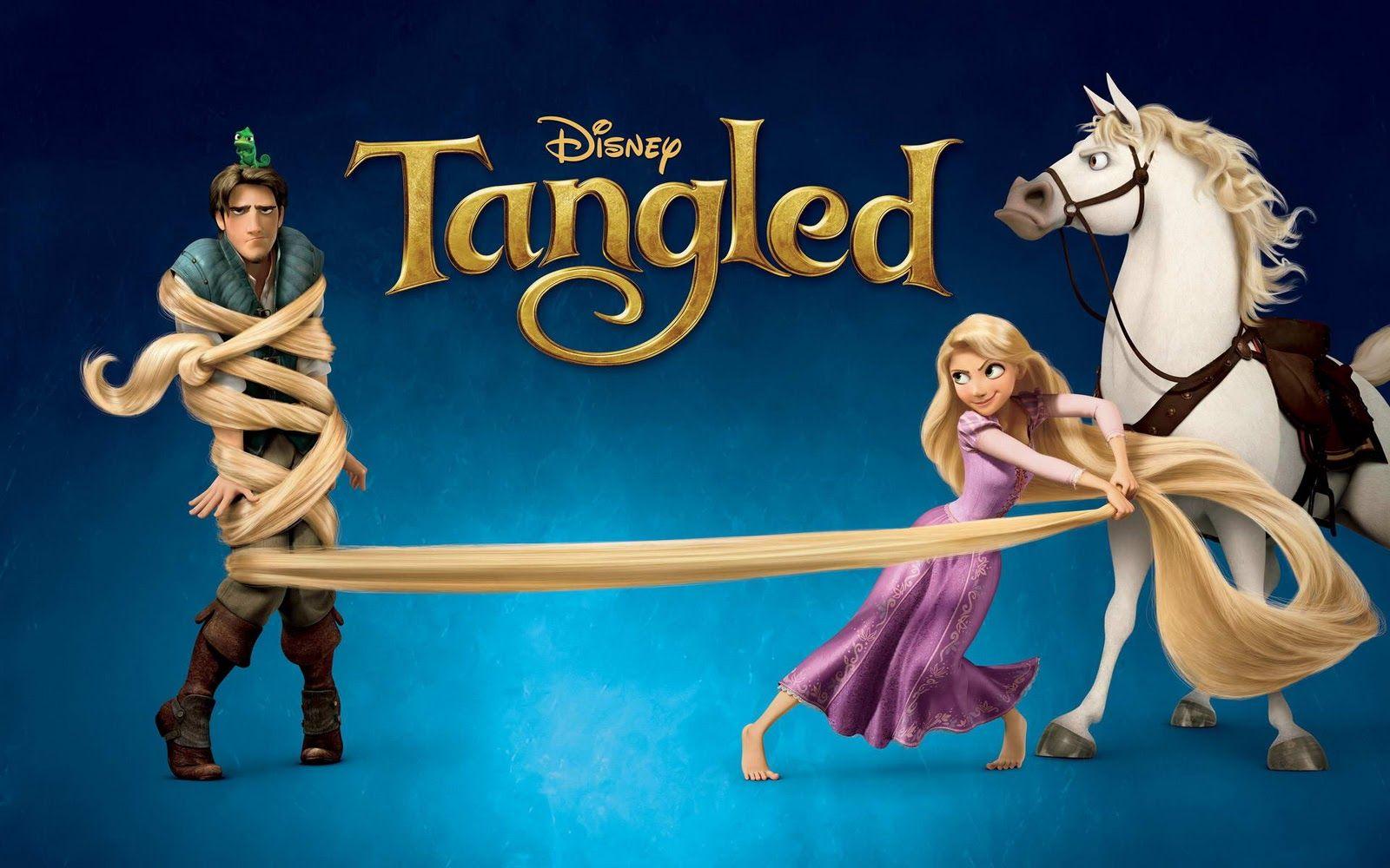 Enredados Tangled En La Version En Ingles Es La Nueva Pelicula De Disney Y Que Hace La Numero 50 La Protag Tangled Movie Disney Tangled Walt Disney Pictures