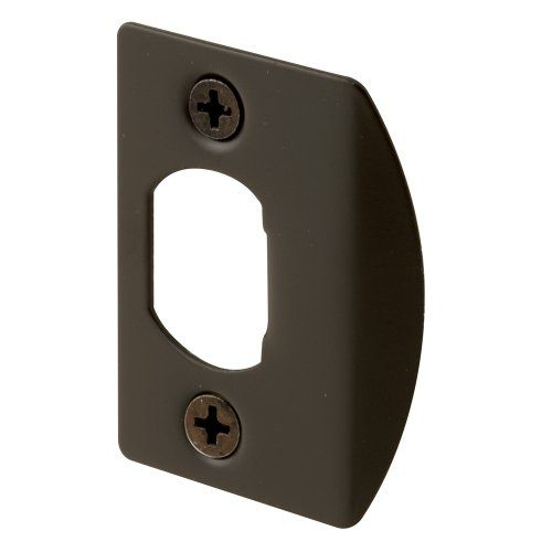 Prime Line Products E 2516 Latch Strike Plate, Standard, Classic  Bronze,(Pack Of 2) Prime Line Products  Http://www.amazon.com/dp/B003NXS5LW/refu003d ...