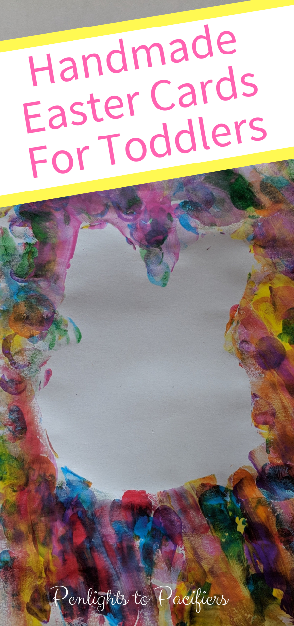 Photo of Easter Card Craft For Toddlers
