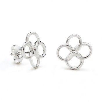 6eb1b3e50 Designer Inspired Quadrifoglio Earrings. Designer Inspired Quadrifoglio  Earrings Tiffany And Co ...