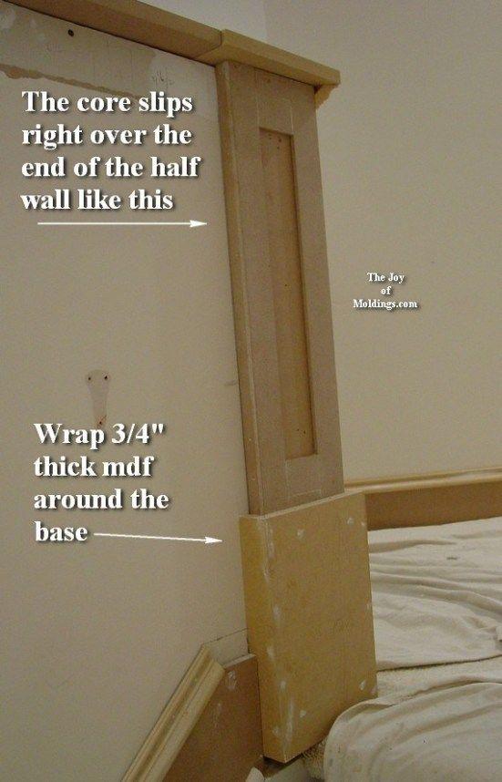 Best How To Build Newel Post 100 Part 2 Mökki 400 x 300