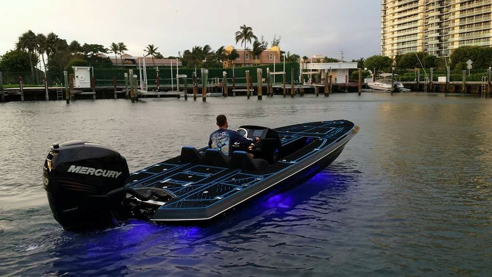 Perfection Bass Boat