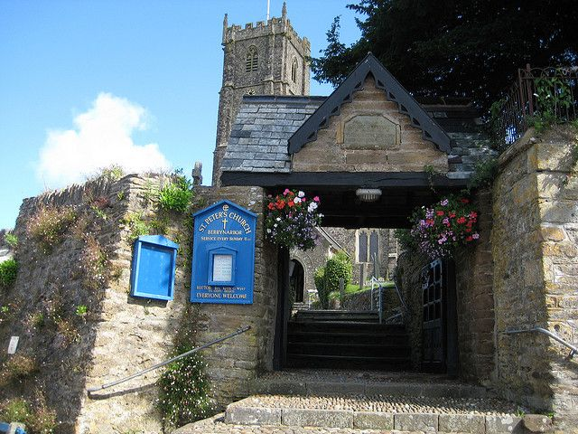 Berrynarbor, St. Peter's Church Lych Gate