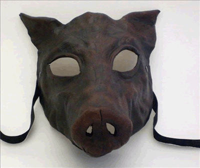 You were Making a bdsm mask recommend you