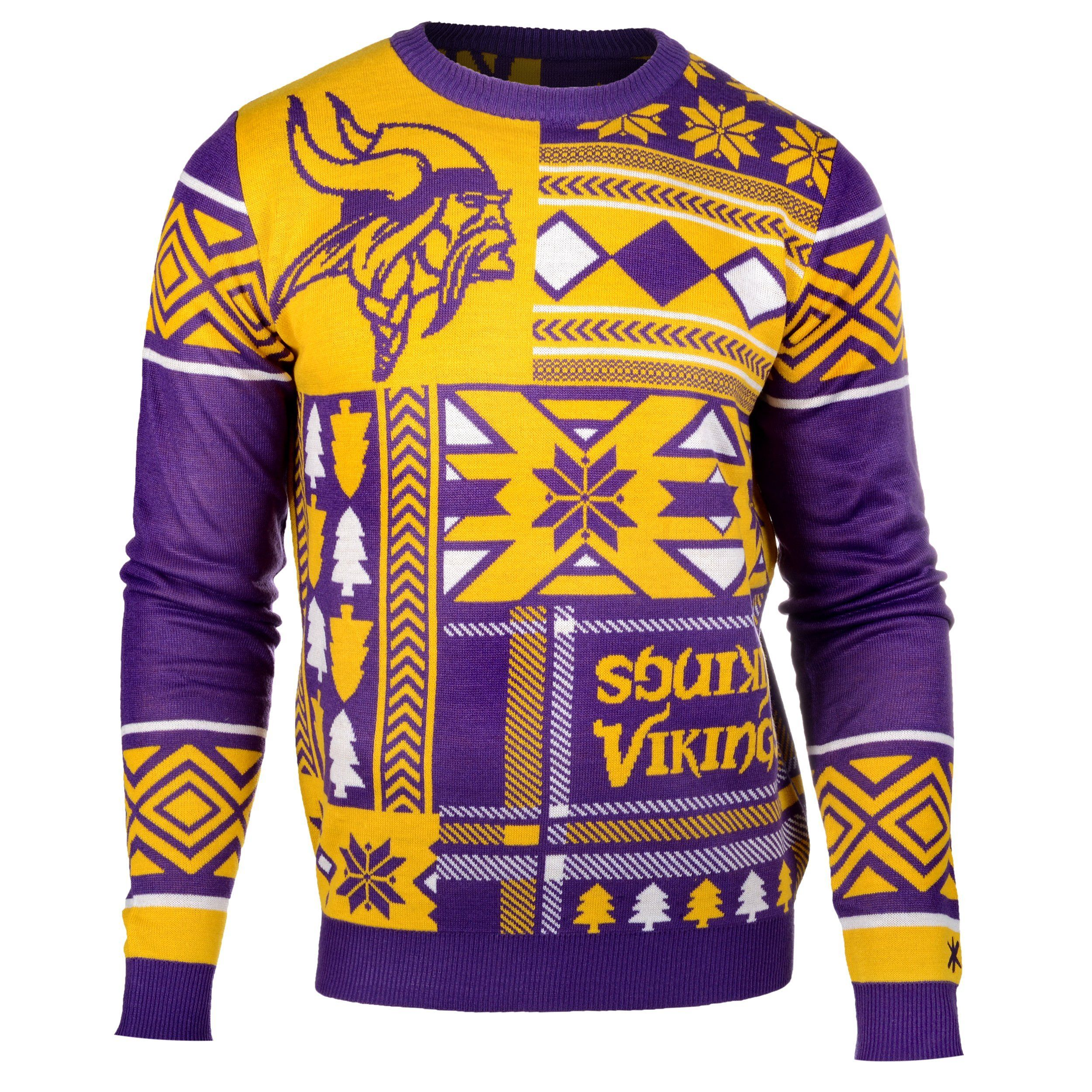 Minnesota Vikings Ugly Christmas Sweaters #Christmas #Gifts ...