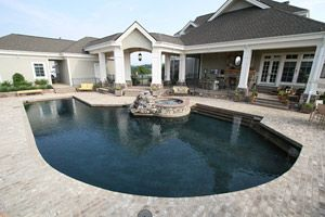 1000 images about swimmingpools on pinterest fiberglass pools gunite pool and fiberglass swimming pools