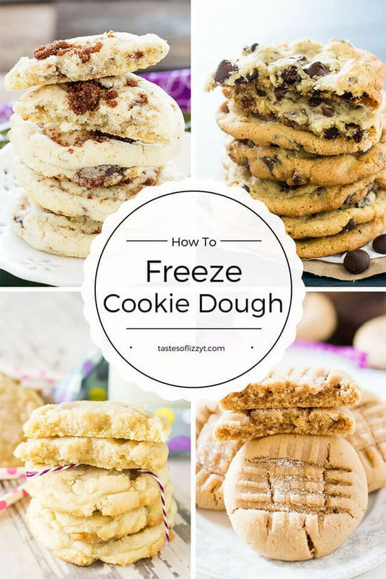 Your Complete Guide On How To Freeze Cookie Dough Our Best Cookie
