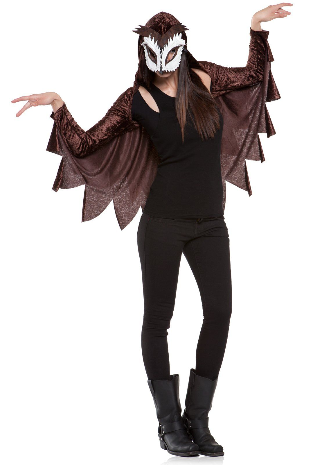 Owl Haunt You Adult Costume from BuyCostumes.com  sc 1 st  Pinterest & Owl Haunt You Adult Costume from BuyCostumes.com | Halloween ...
